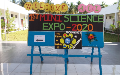 First Science Expo